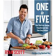 One to Five by Scott, Ryan; Ray, Rachael, 9780848747770