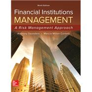 Financial Institutions Management: A Risk Management Approach by Saunders, Anthony; Cornett, Marcia, 9781259717772