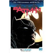 Batman Vol. 1: I Am Gotham (Rebirth) by KING, TOMFINCH, DAVID, 9781401267773
