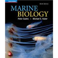 Marine Biology by Castro; Huber, 9780076637775
