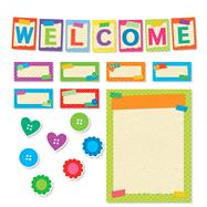 Tape It Up!: Welcome Bulletin Board by Scholastic, 9781338127775