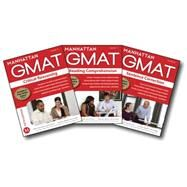 Manhattan GMAT Verbal Strategy Guide Set, 5th Edition by Manhattan GMAT, -, 9781935707776