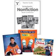 Scholastic Nonfiction Book Collection: Grade 3 by Unknown, 9781338277777