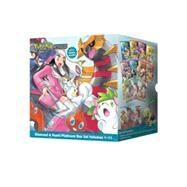 Pokémon Adventures Diamond & Pearl / Platinum Box Set by Kusaka, Hidenori; Yamamoto, Satoshi, 9781421577777