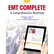 EMT Complete A Comprehensive Worktext by Le Baudour, Chris; Batsie, Daniel; Dickinson, Edward T.; Limmer, Daniel J., EMT-P, 9780132897778