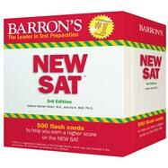 Barron's Sat Flash Cards by Green, Sharon Weiner, M.a.; Wolf, Ira K., Ph.D., 9780764167782