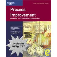 50 Minute Book With Cbt: Process Improvement by Flanigan/Scott, 9781423917786