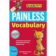 Barron's Painless Vocabulary by Greenberg, Michael; Hohn, Tracy, 9781438007786