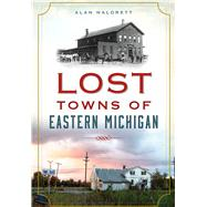 Lost Towns of Eastern Michigan by Naldrett, Alan, 9781626197787