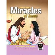 Best-loved Miracles of Jesus by Concordia Publishing, 9780758647788