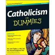 Catholicism For Dummies by Trigilio, John; Brighenti, Kenneth, 9781118077788