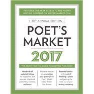 Poet's Market 2017 by Brewer, Robert Lee, 9781440347788