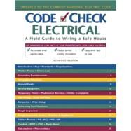 Code Check Electrical by Hansen, Douglas; Kardon, Redwood; Morrissey, Paddy, 9781621137788