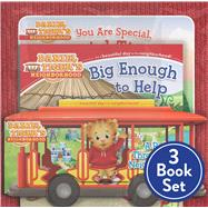 Daniel Tiger Shrink-Wrapped Pack #2 You Are Special, Daniel Tiger!; A Ride Through the Neighborhood; Big Enough to Help by Various; Various, 9781481477789