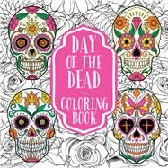 Day of the Dead Coloring by Mazzara, Mauro; Bianchi, Andrea, 9781626867789