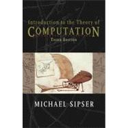 Introduction to the Theory of Computation by Sipser, Michael, 9781133187790
