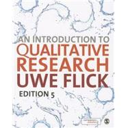 An Introduction to Qualitative Research by Flick, Uwe, 9781446267790