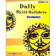 Daily Skill-builders For Vocabulary by Walch Publishing, 9780825147791