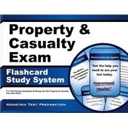 Property and Casualty Exam Flashcard Study System : P-C Test Practice Questions and Review for the Property and Casualty Insurance Exam by Mometrix Media LLC, 9781610727792