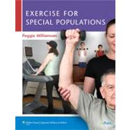 Exercise  for Special Populations by Williamson, Peggie, 9780781797795