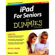 Ipad for Seniors for Dummies by Muir, Nancy C., 9781119137795