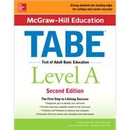 McGraw-Hill Education TABE Level A, Second Edition by Dutwin, Phyllis; Altreuter, Carol J.; Peno, Kathleen A.; Ku, Richard, 9781259587795