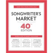 Songwriter's Market 2017 by Freese, Cris, 9781440347795