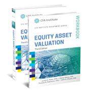 Equity Asset Valuation by Pinto, Jerald E.; Henry, Elaine; Robinson, Thomas R.; Stowe, John D.; Wilcox, Stephen E. (CON), 9781119127796