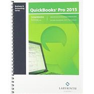 QuickBooks Pro 2015: Comprehensive by Conlon & Hartley, 9781591367796