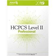 HCPCS 2019 Level II Professional by American Medical Association, 9781622027798