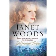 Different Tides by Woods, Janet, 9780727897800