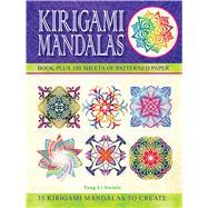 Kirigami Mandalas by Steinle, Tong Li, 9781626867802