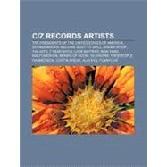 C/Z Records Artists by , 9781156977804