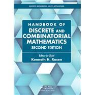 Handbook of Discrete and Combinatorial Mathematics, Second Edition by Rosen; Kenneth H., 9781584887805