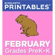 February PreK-K Printable Packet by Unknown, 9781338047806
