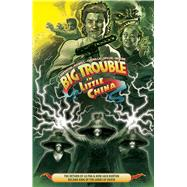 Big Trouble in Little China 2 by Carpenter, John; Powell, Erik; Churilla, Brian, 9781608867806