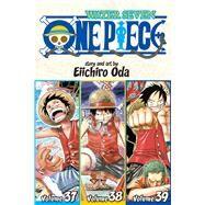 One Piece: Water Seven 37-38-39, Vol. 13 (Omnibus Edition) by Oda, Eiichiro, 9781421577807