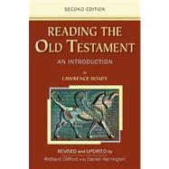 Reading the Old Testament by Boadt, Lawrence; Clifford, Richard; Harrington, Daniel, 9780809147809