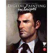 Digital Painting Techniques: Practical Techniques of Digital Art Masters by 3dtotal.Com, 9781138417809