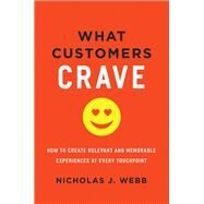 What Customers Crave by Webb, Nicholas J., 9780814437810