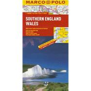Marco Polo Southern England Wales by Marco Polo, 9783829767811