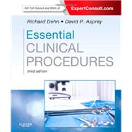 Essential Clinical Procedures (Book with Access Code) by Dehn, Richard W., 9781455707812