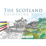 The Scotland Colouring Book by History Press, 9780750967815