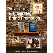 Advertising and Integrated Brand Promotion (with CourseMate with Ad Age Printed Access Card) by O'Guinn, Thomas; Allen, Chris; Semenik, Richard J.; Close Scheinbaum, Angeline, 9781285187815
