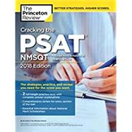 Cracking the PSAT/NMSQT with 2 Practice Tests, 2018 Edition by PRINCETON REVIEW, 9781524757816