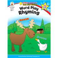 Word Play: Rhyming by Carson-Dellosa, 9781604187816