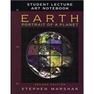 Earth: Portrait of a Planet Art Notebook by MARSHAK,STEPHEN, 9780393927818