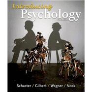 Introducing Psychology by Schacter, Daniel L.; Gilbert, Daniel T.; Wegner, Daniel M.; Nock, Matthew K., 9781464107818