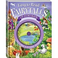 Easy-to-Read Fairytales by Hinkler Books Pty Ltd, 9781743527818