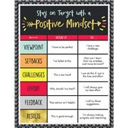 Aim High Positive Mindset Chart by Carson-Dellosa Publishing Company, Inc., 9781483837819